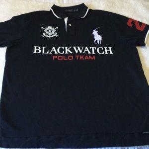 Polo Ralph Lauren Blackwater polo team shirt
